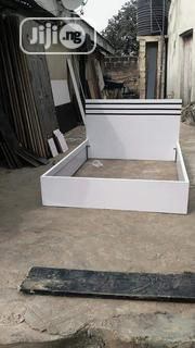 Bed Frame With Bedside Comprising With Drawer | Furniture for sale in Oyo State, Ido