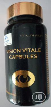 VISION VITAE CAPSULE Corrects All Vision Defects Treats Cataract | Vitamins & Supplements for sale in Lagos State, Surulere