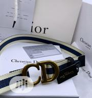 Original Dior Belt for Men's | Clothing Accessories for sale in Lagos State, Lagos Island