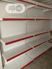Single Side (Wall Side) Supermarket Shelf | Store Equipment for sale in Abuja (FCT) State, Jabi