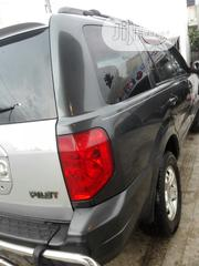 Honda Pilot 2003 EX 4x4 (3.5L 6cyl 5A) Gray | Cars for sale in Rivers State, Port-Harcourt