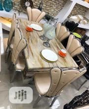 Set of Marble Dining | Furniture for sale in Lagos State, Ojo