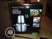 Smart Home Yam Pounder 3 Litres Shy400p | Kitchen Appliances for sale in Lagos State, Lagos Island