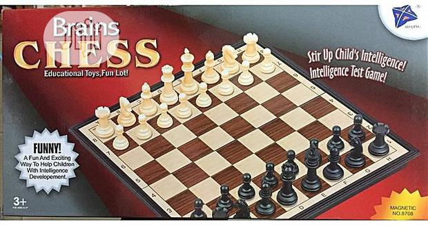 Archive: Standard Chess Set For Sale Brand New