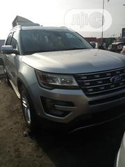 Ford Explorer 2016 Silver | Cars for sale in Lagos State, Apapa