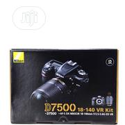 NIKON D7500 With 18-140mm | Photo & Video Cameras for sale in Lagos State, Lagos Island