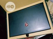 Laptop MSI GE63 Raider RGB 8RE 8GB Intel Core i7 SSD 1T   Laptops & Computers for sale in Abuja (FCT) State, Wuse