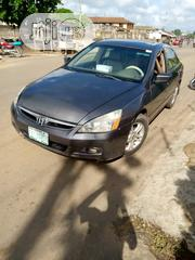 Honda Accord 2007 Gold | Cars for sale in Oyo State, Ibadan