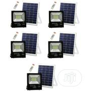 20w Waterproof Solar Security Flood Light Remote Control - 5 Pieces   Solar Energy for sale in Lagos State, Ojo