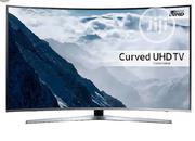 LG 55 Curved Smart Wifi Internet Tv | TV & DVD Equipment for sale in Lagos State, Ojo