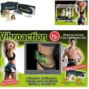 Vibrating Belt Vibroaction Slimming Massager Belt | Sports Equipment for sale in Lagos State, Lagos Island