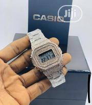 Full Iced Digital Casio Wristwatch Now Available   Watches for sale in Lagos State, Lagos Island