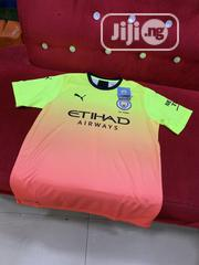 Manchester City Away Jersey With Print | Clothing for sale in Akwa Ibom State, Uyo