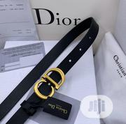 Original Christian Dior Leather Belt for Men's | Clothing Accessories for sale in Lagos State, Lagos Island