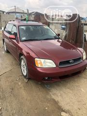 Subaru Legacy 2003 2.5 Automatic Red | Cars for sale in Lagos State, Amuwo-Odofin