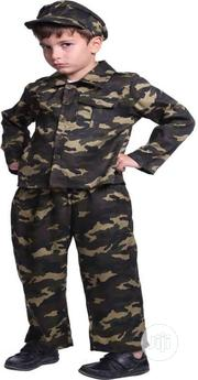 Military Costume Wears For Kids | Children's Clothing for sale in Lagos State, Kosofe