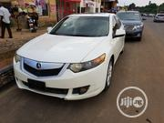 Acura TSX 2009 White | Cars for sale in Lagos State, Ojodu