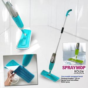 Reusable Microfiber Healthy Spray Mop Floor Cleaner