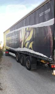 Actross Mercedes Benz 2007 Model With A Body That Contains 24pallet | Trucks & Trailers for sale in Ogun State, Ijebu Ode