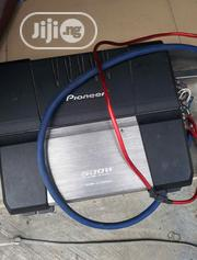 Pioneer GM-6300F 4-channel Power Amplifier | Audio & Music Equipment for sale in Lagos State, Lekki Phase 1