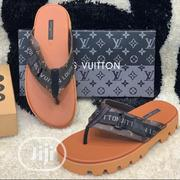 Louis Vuitton Slippers   Shoes for sale in Lagos State, Yaba