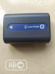 Sony NP-FM50 Infolithium Battery For Sony Camcorders & Digital Cameras   Photo & Video Cameras for sale in Oyo State, Ibadan