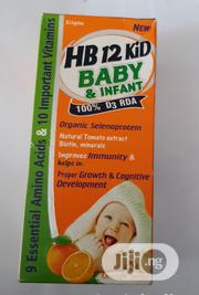 Hb 12 Kid Baby & Infant Syrup   Vitamins & Supplements for sale in Lagos State, Victoria Island