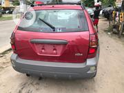 Pontiac Vibe Automatic 2003 Red | Cars for sale in Lagos State, Amuwo-Odofin