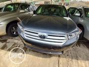 Toyota Highlander Limited 2011 Gray | Cars for sale in Oyo State, Ibadan South West