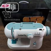 Do It Yourself Butterfly Electric Portable Sewing Machine | Manufacturing Equipment for sale in Lagos State, Ikeja