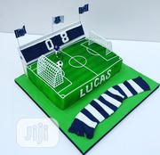 Football Cake | Meals & Drinks for sale in Lagos State, Magodo