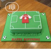 Football Cake   Meals & Drinks for sale in Lagos State, Agege