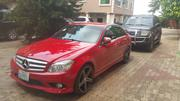 Mercedes-Benz C220 2008 Red   Cars for sale in Imo State, Owerri North
