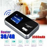 Huawei 3g/4g LTE Mobile Wi-Fi Hotspot | Networking Products for sale in Lagos State, Ikeja