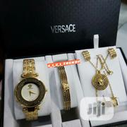 Versace Wristwatch and Bracelets | Jewelry for sale in Lagos State, Surulere