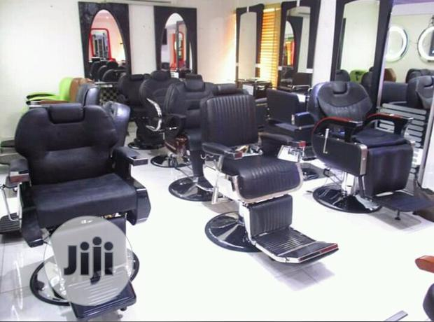 Executive Barbing Chairs