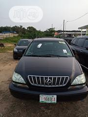 Lexus RX 2001 Black | Cars for sale in Lagos State, Badagry