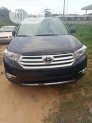 Toyota Highlander SE 3.5L 4WD 2013 Black | Cars for sale in Lagos State, Badagry