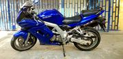 Suzuki SFV650 2010 Blue | Motorcycles & Scooters for sale in Lagos State, Ilupeju