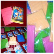 SOUVENIR GIFT SET (Mini Branded Jotter And Face Towel) | Home Accessories for sale in Lagos State, Surulere