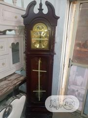 Imported High Quality Medium Size Grandfather's Standing Clock   Home Accessories for sale in Rivers State, Port-Harcourt