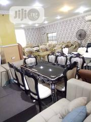 Quality Wooden Dinning Table With 8 Sitters | Furniture for sale in Lagos State, Ikeja