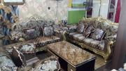 Complete Set of Royal Fabric Sofas | Furniture for sale in Lagos State, Lekki Phase 1