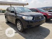 Toyota Highlander 2008 4x4 Black | Cars for sale in Oyo State, Ibadan North