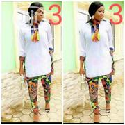Ankara Print Inspired Trousers/Top | Clothing for sale in Lagos State, Lagos Mainland