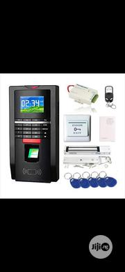 Complete Biometric Kits Fingerprint RFID Access Control 600lbs Maglock | Computer Accessories  for sale in Lagos State, Ikeja