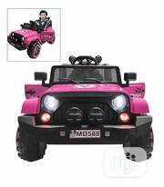 Electric Ride on Car With Facelift Grille, 12V 2.4G Remote Control | Toys for sale in Lagos State, Lagos Mainland