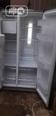 SAMSUNG Side By Side Refrigerator | Kitchen Appliances for sale in Lagos State, Ikorodu