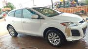 Mazda CX-7 2011 i Sport White | Cars for sale in Lagos State, Isolo