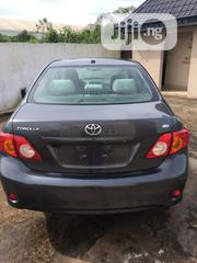 Toyota Corolla 1.6 Advanced 2009 Gray   Cars for sale in Ondo State, Akure South